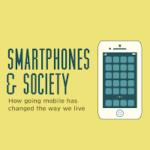 Efectos de los teléfonos inteligentes en la sociedad (Infografía)