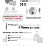 Las marcas están empezando a creer en blogs e influenciadores #infografía