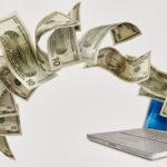 8 maneras de ganar dinero con tu blog #infografía
