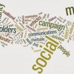 Redes sociales usadas para el bien de la sociedad #infografía