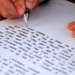 La escritura a mano indica rasgos de la personalidad #grafología