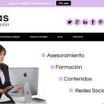 Blog Anairas migra a WordPress, nuevo diseño e imagen