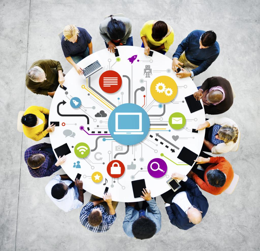 Pros y contras del uso de las redes sociales en tu negocio - Microcemento pros y contras ...