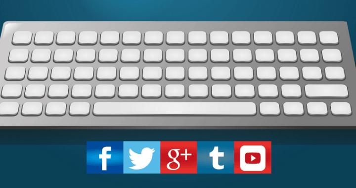 Guía de atajos de teclado para las Redes Sociales