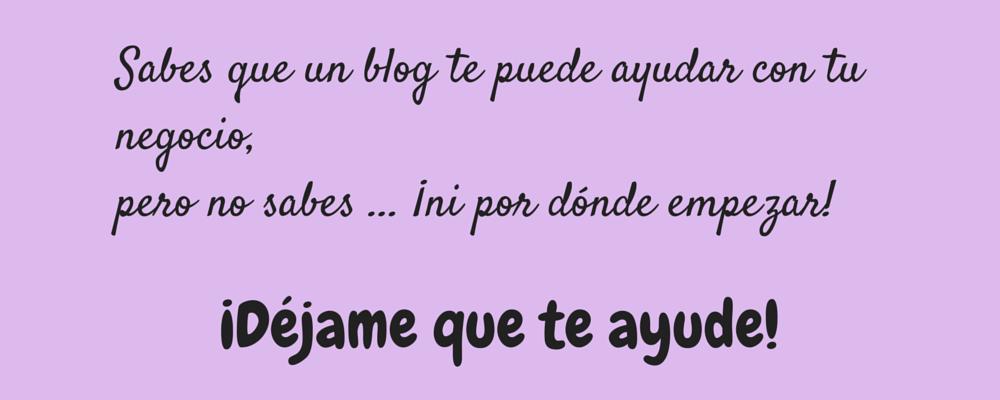 Ana Sofía Guzón - Blog Anairas