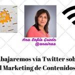 El Marketing de Contenidos, evento vía Twitter