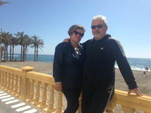 Entrevista a José Miguel García Prados (Las 10+1 preguntas de Anairas) con su esposa